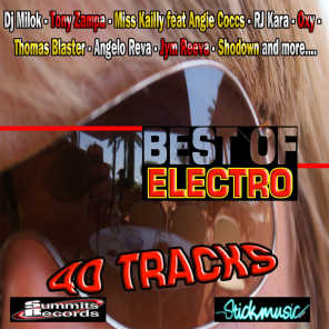Best of Electro 2015 (40 Tracks)