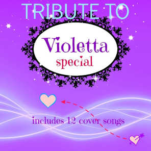 Special Songs: Tribute to Violetta (12 cover songs)