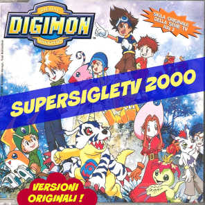 Supersigle Tv 2000 (Digimon E Dintorni)