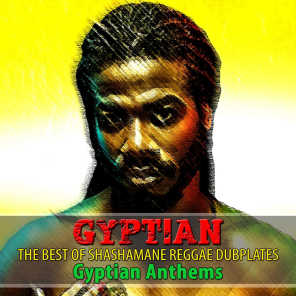 The Best of Shashamane Reggae Dubplates (Gyptian Anthems)