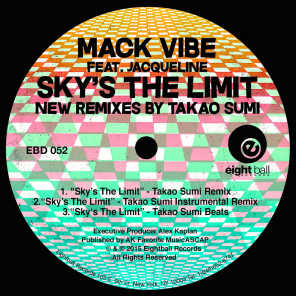 Sky's The Limit New Remixes by Takao Sumi