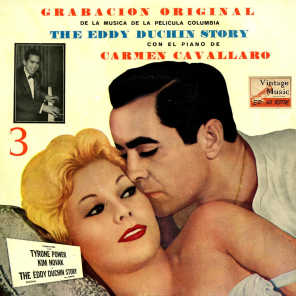 """Vintage Movies  Nº 9 - EPs Collectors """"The Eddy Duchin Story"""""""