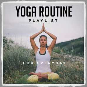 Yoga routine playlist for everyday