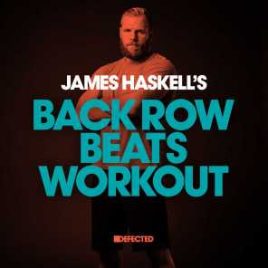James Haskell's Back Row Beats Workout (Mixed)