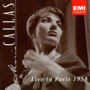 Maria Callas Live in Paris 1958