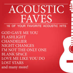 Acoustic Faves - 16 of your Favorite Acoustic Hits