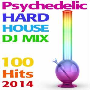 Psychedelic Hard House DJ Mix 100 Hits 2014