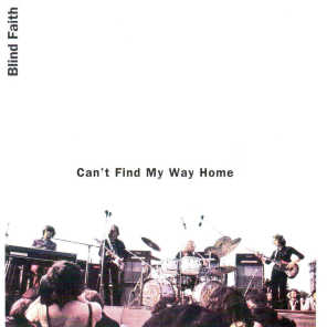 Can't Find My Way Home (Live)