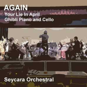 Again (Your Lie in April - Ghibli Piano and Violin)