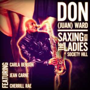 Saxing with the Ladies of Society Hill
