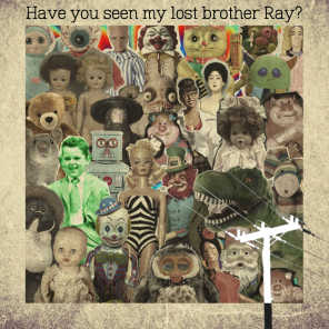 Have You Seen My Lost Brother Ray?