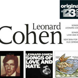 Songs of L. Cohen / Songs of love and hate / New skin for the old ceremony (2001)