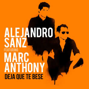 Deja Que Te Bese (feat. Marc Anthony)