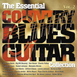 The Essential Country Blues Guitar Collection, Vol. 2