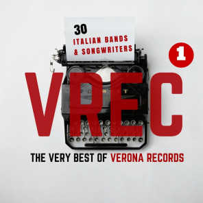 The Very Best of VREC (Verona Records), Vol. 1 (30 Italian's Band & Songwriters)