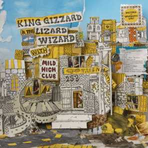 Sketches of Brunswick East (feat. Mild High Club)