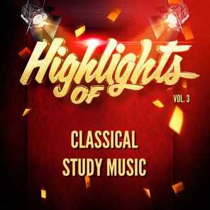 Highlights of Classical Study Music, Vol. 3