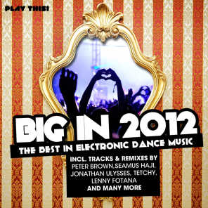 Big in 2012 - The Best in Electronic Dance Music