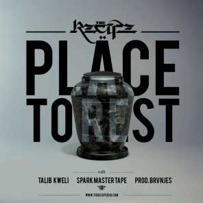 Place To Rest (feat. Talib Kweli & Spark Master Tape)