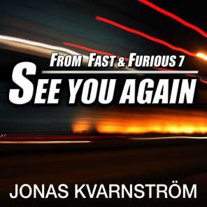 """See You Again (From """"Fast & Furious 7"""")"""