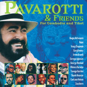 Pavarotti & Friends for Cambodia and Tibet