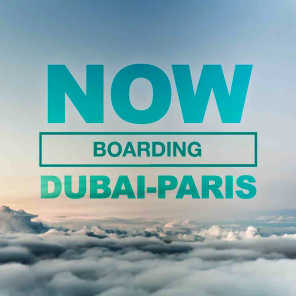 NOW Dubai -Paris