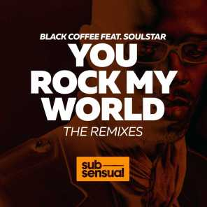 You Rock My World (The Remixes)