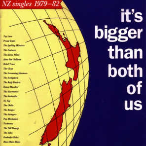 It's Bigger Than Both of Us (NZ Singles: 1979-82)