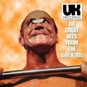 UK Records 80 Great Hits from the 60s & 70s