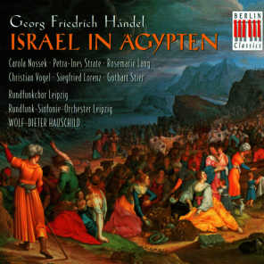 Händel: Israel in Egypt (Sung in German) [Oratorio]