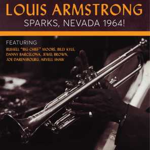 Louis Armstrong Sparks, Nevada 1964!