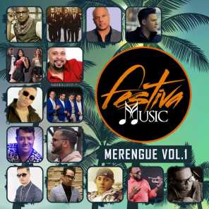 Festiva Music Merengue Vol. 1