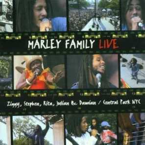 Marley Family Live