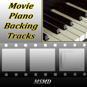 Movie Piano Backing Tracks - The Best Collection