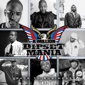 A-million Dipset Mania - Back to Business