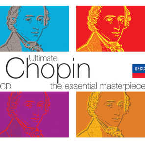 Ultimate Chopin - 5 CDs
