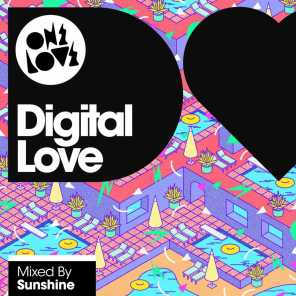 Onelove Digital Love (Mixed by Sunshine)