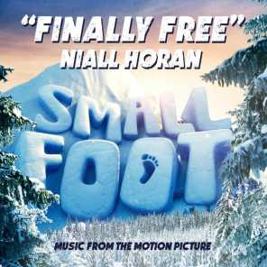 "Finally Free (From ""Smallfoot"")"
