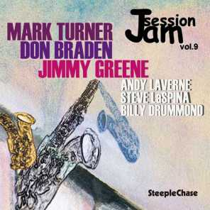 Jam Session Vol. 9 (feat. Andy LaVerne, Steve LaSpina & Billy Drummond)