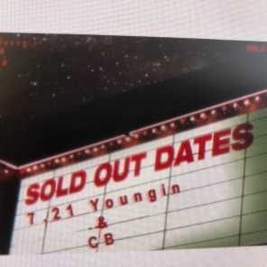 Sold Out Dates (feat. 7.2.1.Youngin' & CB)