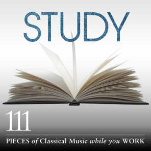 Study: 111 Pieces Of Classical Music While You Work - Album Version