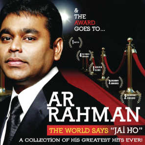 And the Award goes to...A R Rahman