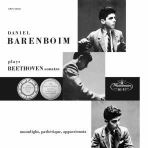 "Beethoven: Piano Sonata No.8, Op. 13 -""Pathétique""; Piano Sonata No.14, Op.27 No.2 -""Moonlight""; Piano Sonata No. 23, Op. 57 -""Appassionata"""