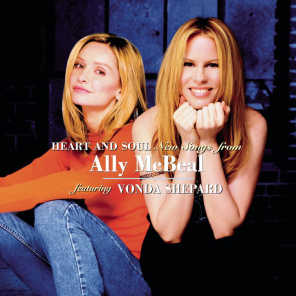 Heart And Soul New Songs From Ally McBeal Featuring Vonda Shepard - Album Version
