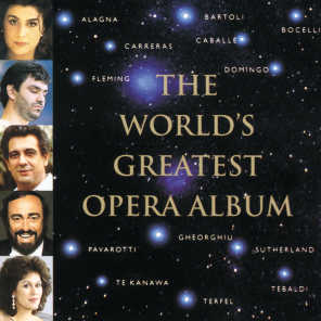 The World's Greatest Opera Album (2 CDs)