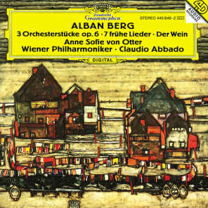 Berg: Seven Early Songs / Wine / Three Pieces for Orchestra