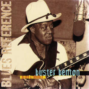 Blues & Trouble - Blues Reference 1983-1985