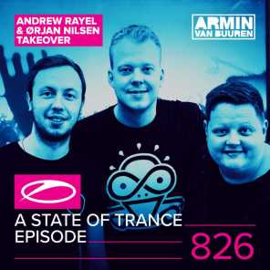 A State Of Trance Episode 826