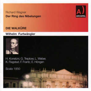 Richard Wagner : Die Wälkure (Scala, 1950)