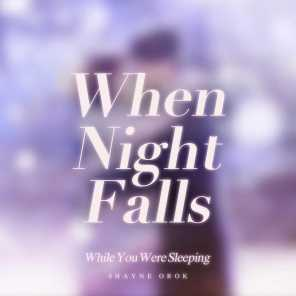 When Night Falls (While You Were Sleeping)